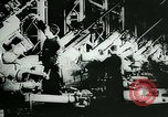 Image of German war materiel production workers Germany, 1944, second 4 stock footage video 65675031630