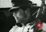 Image of German soldiers prepare for battle with Soviet forces Russia, 1944, second 33 stock footage video 65675031634