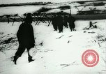 Image of German soldiers prepare for battle with Soviet forces Russia, 1944, second 52 stock footage video 65675031634
