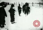 Image of German soldiers prepare for battle with Soviet forces Russia, 1944, second 57 stock footage video 65675031634