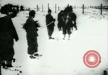 Image of German soldiers prepare for battle with Soviet forces Russia, 1944, second 58 stock footage video 65675031634