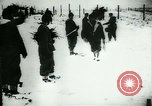 Image of German soldiers prepare for battle with Soviet forces Russia, 1944, second 59 stock footage video 65675031634