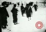 Image of German soldiers prepare for battle with Soviet forces Russia, 1944, second 60 stock footage video 65675031634