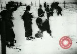 Image of German soldiers prepare for battle with Soviet forces Russia, 1944, second 62 stock footage video 65675031634