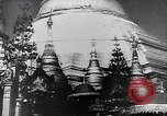 Image of Japanese architecture Burma, 1945, second 7 stock footage video 65675031639