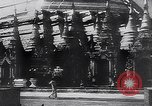 Image of Japanese architecture Burma, 1945, second 10 stock footage video 65675031639