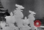 Image of Japanese architecture Burma, 1945, second 13 stock footage video 65675031639