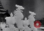 Image of Japanese architecture Burma, 1945, second 15 stock footage video 65675031639