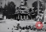 Image of Japanese architecture Burma, 1945, second 17 stock footage video 65675031639