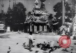 Image of Japanese architecture Burma, 1945, second 20 stock footage video 65675031639
