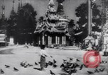 Image of Japanese architecture Burma, 1945, second 21 stock footage video 65675031639