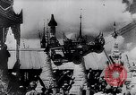 Image of Japanese architecture Burma, 1945, second 27 stock footage video 65675031639