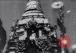 Image of Japanese architecture Burma, 1945, second 30 stock footage video 65675031639