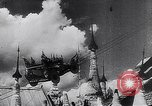Image of Japanese architecture Burma, 1945, second 33 stock footage video 65675031639