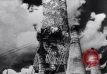 Image of Japanese architecture Burma, 1945, second 38 stock footage video 65675031639