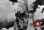 Image of Japanese architecture Burma, 1945, second 40 stock footage video 65675031639