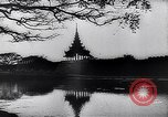 Image of Japanese architecture Burma, 1945, second 49 stock footage video 65675031639