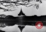 Image of Japanese architecture Burma, 1945, second 51 stock footage video 65675031639