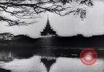 Image of Japanese architecture Burma, 1945, second 53 stock footage video 65675031639