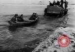 Image of German soldiers navigate mud and flooding Eastern Front European Theater, 1941, second 22 stock footage video 65675031640