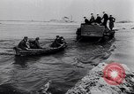 Image of German soldiers navigate mud and flooding Eastern Front European Theater, 1941, second 23 stock footage video 65675031640