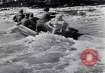 Image of German soldiers navigate mud and flooding Eastern Front European Theater, 1941, second 26 stock footage video 65675031640