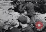 Image of German soldiers navigate mud and flooding Eastern Front European Theater, 1941, second 43 stock footage video 65675031640