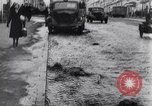 Image of German soldiers navigate mud and flooding Eastern Front European Theater, 1941, second 49 stock footage video 65675031640