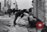 Image of German soldiers navigate mud and flooding Eastern Front European Theater, 1941, second 54 stock footage video 65675031640