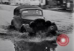 Image of German soldiers navigate mud and flooding Eastern Front European Theater, 1941, second 60 stock footage video 65675031640