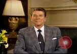 Image of Ronald Reagan United States USA, 1983, second 2 stock footage video 65675031641
