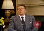 Image of Ronald Reagan United States USA, 1983, second 18 stock footage video 65675031641