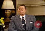 Image of Ronald Reagan United States USA, 1983, second 22 stock footage video 65675031641