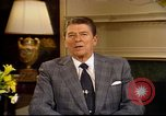 Image of Ronald Reagan United States USA, 1983, second 35 stock footage video 65675031641