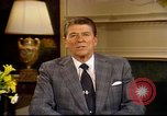 Image of Ronald Reagan United States USA, 1983, second 47 stock footage video 65675031641