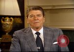Image of Ronald Reagan United States USA, 1983, second 51 stock footage video 65675031641