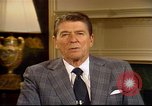 Image of Ronald Reagan United States USA, 1983, second 52 stock footage video 65675031641