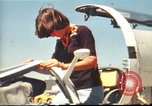 Image of Astronaut Sally Ride United States USA, 1983, second 9 stock footage video 65675031652