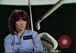 Image of Astronaut Sally Ride United States USA, 1983, second 37 stock footage video 65675031652