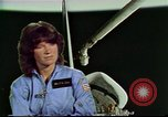 Image of Astronaut Sally Ride United States USA, 1983, second 42 stock footage video 65675031652