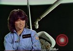 Image of Astronaut Sally Ride United States USA, 1983, second 51 stock footage video 65675031652