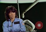 Image of Astronaut Sally Ride United States USA, 1983, second 52 stock footage video 65675031652