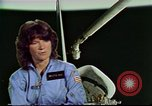 Image of Astronaut Sally Ride United States USA, 1983, second 55 stock footage video 65675031652