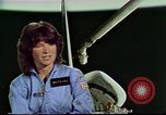 Image of Astronaut Sally Ride United States USA, 1983, second 56 stock footage video 65675031652