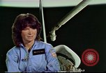 Image of Astronaut Sally Ride United States USA, 1983, second 57 stock footage video 65675031652