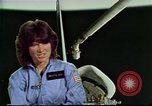 Image of Astronaut Sally Ride United States USA, 1983, second 58 stock footage video 65675031652