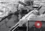 Image of Japanese light cruisers encounter ice in Aleutian waters Aleutians, 1942, second 20 stock footage video 65675031674