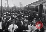 Image of U.S. Navy recruits Chicago Illinois USA, 1918, second 2 stock footage video 65675031676