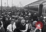 Image of U.S. Navy recruits Chicago Illinois USA, 1918, second 4 stock footage video 65675031676
