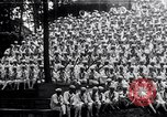 Image of Sailors in training Chicago Illinois USA, 1918, second 1 stock footage video 65675031677